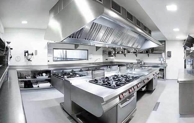 کارواش بخار و بخارشوی صنعتی آشپزخانه صنعتی