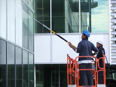 کارواش بخار و بخارشوی صنعتی نظافت ساختمان