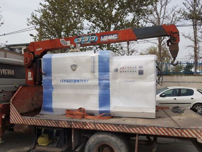دستگاه بخارشوی صنعتی و کارواش بخار یا دیگ بخار کارواش بخار سیار هزینه تجهیزات کارواش