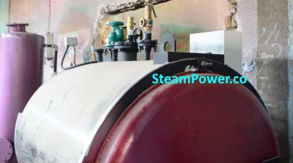 بویلر صنعتی سوسیس قارچ تولید بخار کارواش بخارشوی صنعتی استیم پاور تانکرشویی و موتورشویی توشویی خودرو اتومبیل ماشین