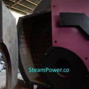 دریچه بازدید بویلر صنعتی بخار و دیگ بخار استیم پاور کارواش بخارشور نانوبخار