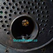 لوله آتشخوار دیگ بخار و بویلر صنعتی استیم پاور کارواش بخار و بخارشوی صنعتی سیار