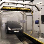 کارواش بخار اتوماتیک تمیزکنندگی دو برابر درخشان کننده ماشین