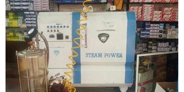 هزینه راه اندازی کارواش بخار مقایسه هزینه راه اندازی کارواش بخار با کارواش اتوماتیک و کارواش آب فشارقویی