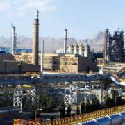 شستشوی مکانیزم های کارواش بخار در ذوب آهن اصفهان