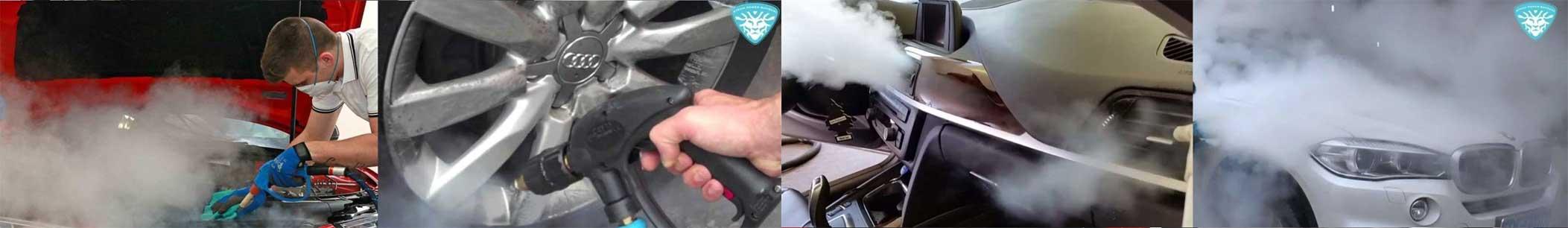 کاربرد کارواش نانو بخار در شستشو ماشین