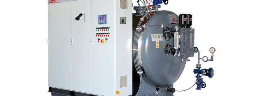 دیگ بخار برقی الکتریکی