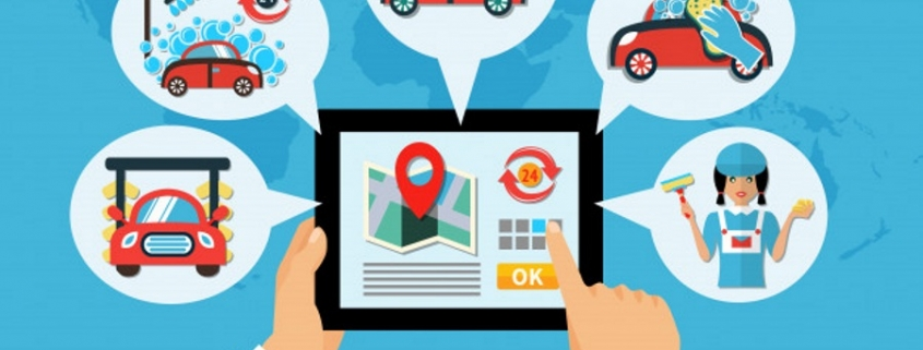 معرفی سرویس شستشو و کارواش آنلاین در محل