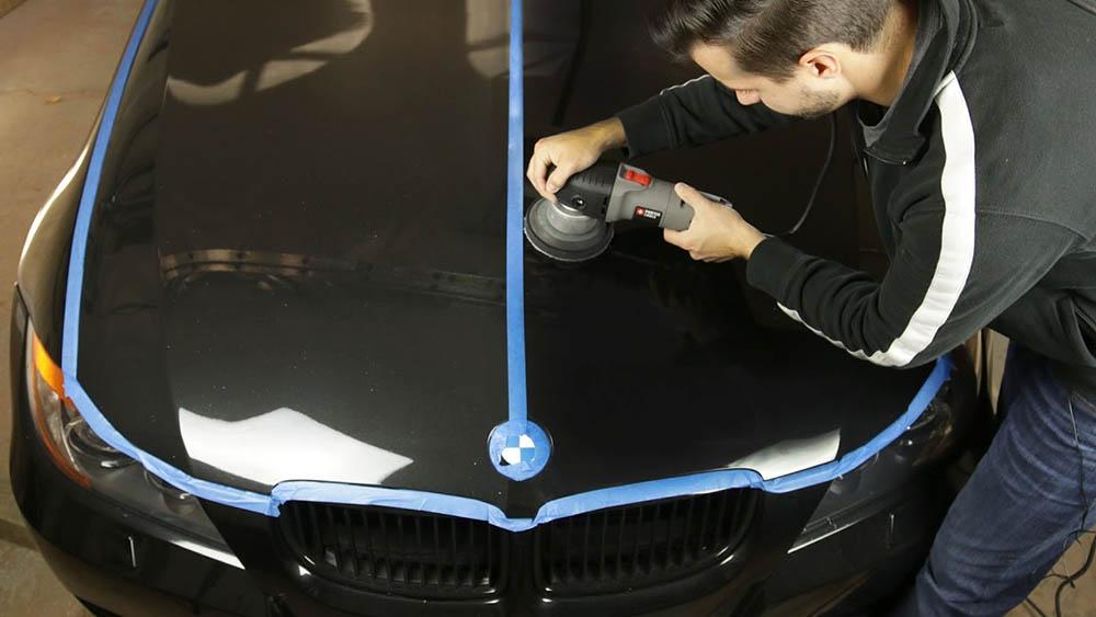 سرامیک خودرو بهتر است یا پولیش بدنه ماشین