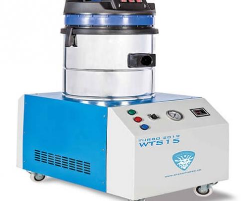 کارواش بخار پرتابل WTS 15 لیتری