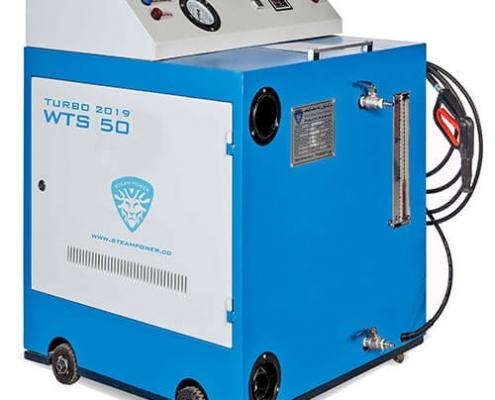 کارواش بخار پرتابل WTS 50 لیتری