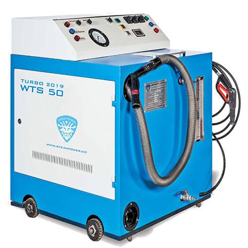 دستگاه کارواش بخار صنعتی پرتابل 50 لیتری WTS