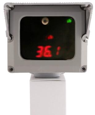 Thermal thermometer camera1 دوربین تب سنج حرارتی بدن استیم پاور (1)